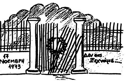 45η Επέτειος του Πολυτεχνείου – Προσκύνημα από το Πνευματικό Κέντρο του Δήμου Ιεράς Πόλεως Μεσολογγίου