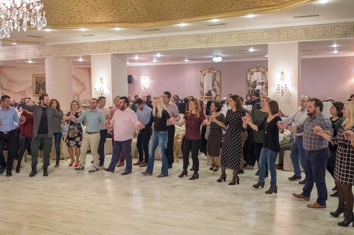 Μεγάλη συμμετοχή στο 11ο Σεμινάριο Παραδοσιακών χορών του Λαογραφικού της ΓΕΑ