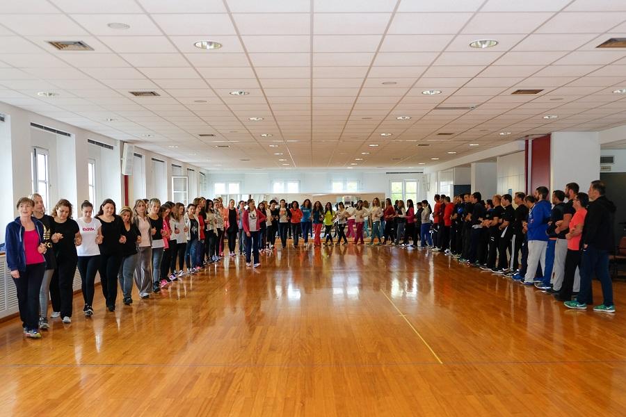 11o σεμινάριο παραδοσιακών χορών Λαογραφικού Ομίλου ΓΕΑ