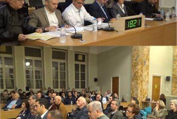 Αγρίνιο-Σούλι: Η επανασύνδεση μέσα σε μια κατάμεστη αίθουσα