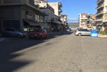 Τροχαίο ατύχημα στο κέντρο της Αμφιλοχίας – Τραυματίας 43χρονος αστυνομικός