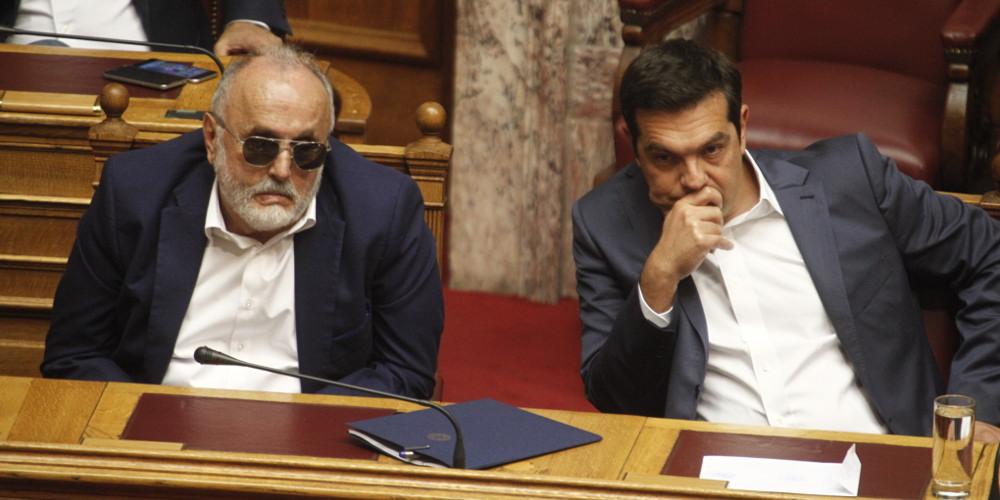 Βάζει Κουρουμπλή στο Ευρωψηφοδέλτιο ο Τσίπρας
