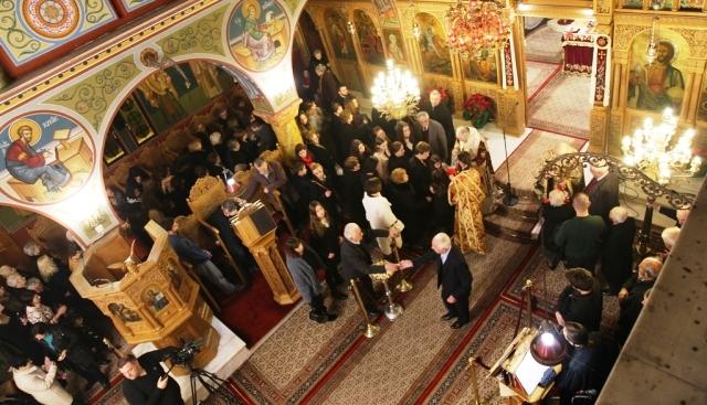 Χριστούγεννα στoν Καθεδρικό Ναό της Ναυπάκτου