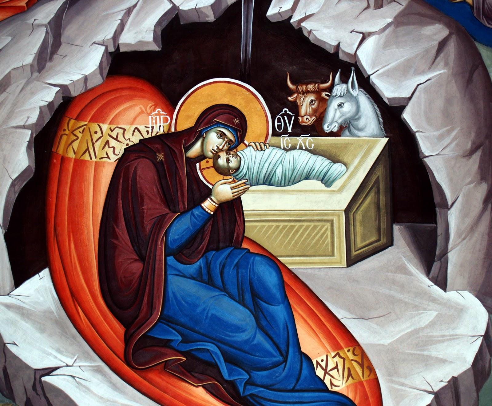 """Ομιλία για τη «Θεία Ενανθρώπιση"""" στον Άγιο Νικόλαο Βόνιτσας"""