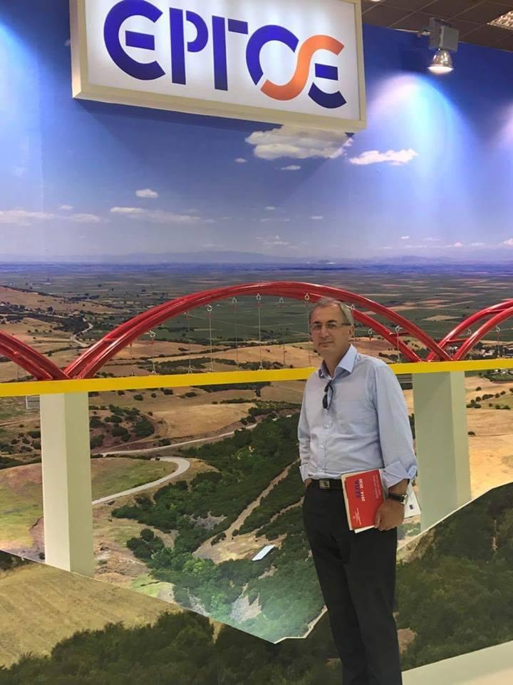 Δώρο από τον ΟΣΕ μια γέφυρα στο δήμο Θέρμου για τον χείμαρρο Αμβρακιάς -Αργυρού Πηγαδίου