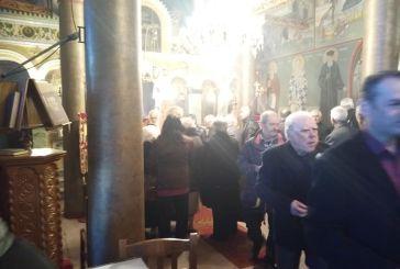 Με λαμπρότητα ο εορτασμός του Αγίου Νικολάου στην Ανάληψη Τριχωνίδας (φωτο)