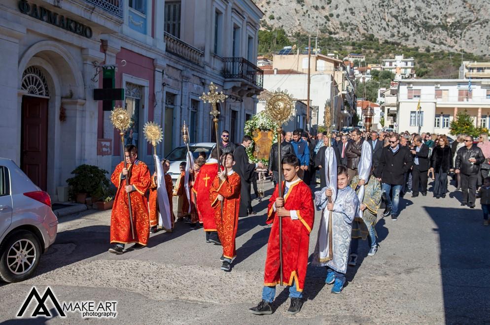 Εόρτασε τον Πολιούχο του Άγιο Νικόλαο ο Αστακός (φωτο)
