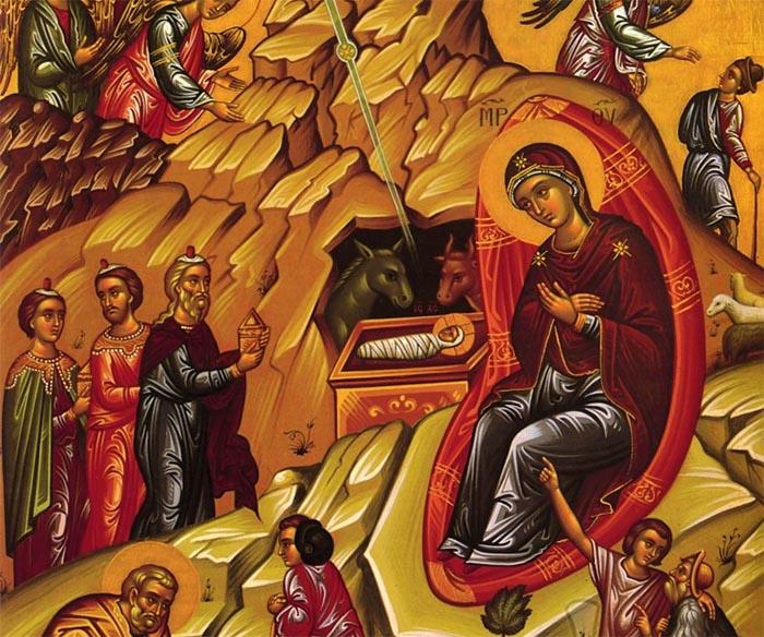Αγρυπνίες Χριστούγεννα και Πρωτοχρονιά στο Μοναστήρι Εισοδίων της Θεοτόκου Μυρτιάς