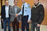AHEPA Ναυπάκτου: Δωρεά ηλεκτρονικού εξοπλισμού στο Αστυνομικό Τμήμα