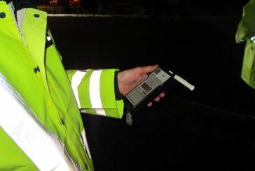 Τρεις ακόμη μεθυσμένοι οδηγοί συνελήφθησαν στην Αιτωλοακαρνανία