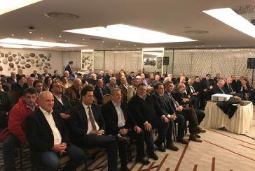 Αυγενάκης: «πρόθεση μας η στήριξη με κάθε τρόπο των νυν δημάρχων που ανήκουν στη ΝΔ»