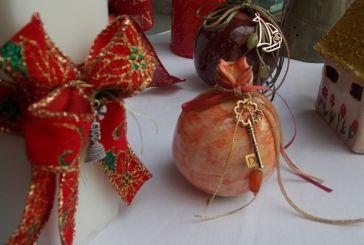 """Αγρίνιο: χριστουγεννιάτικο BAZAAR με δημιουργίες των εκπαιδευομένων νέων του  «Παναγία Ελεούσα"""""""