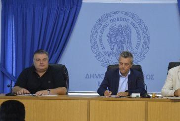 Έκπληξη με αντιδήμαρχο τον Α.Κότσαλο στο δήμο Μεσολογγίου