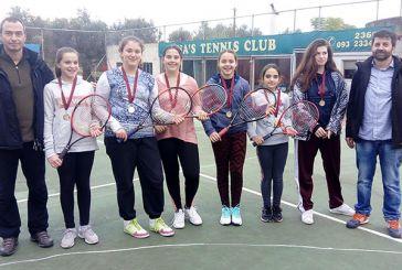 Αγρίνιο: Χριστουγεννιάτικο Τουρνουά Τέννις στο DINA'S TENNIS CLUB