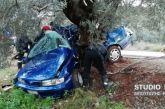 Τραγωδία στην Αργολίδα: Νεκρός ο πατέρας σε τροχαίο, βαριά τραυματισμένη σύζυγος και παιδί