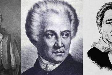 Τρεις προσωπικότητες που γεννήθηκαν το 1798 και ταυτίστηκαν με το Μεσολόγγι τιμά η «Διέξοδος»