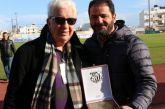Ο ΟΦ Ιεράπετρας τίμησε τον Μάκη Μπελεβώνη
