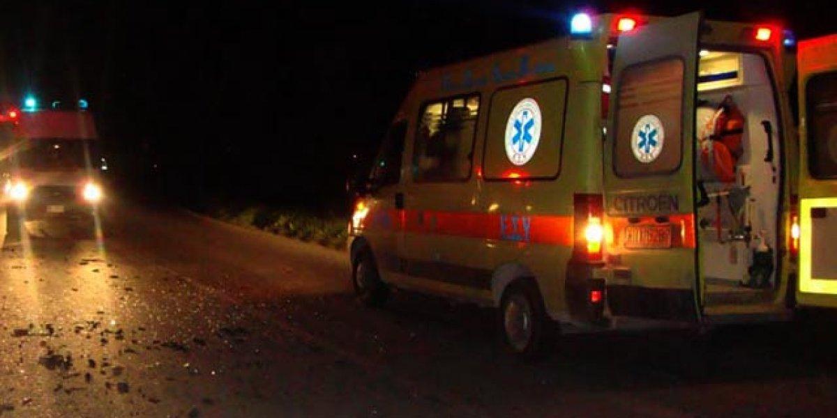 Σε κρίσιμη κατάσταση 71χρονη απο παράσυρση στο Χαλκιόπουλο