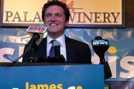 Τζέιμς Σκουφής: ο Ναυπάκτιος νεώτερος γερουσιαστής της Νέας Υόρκης