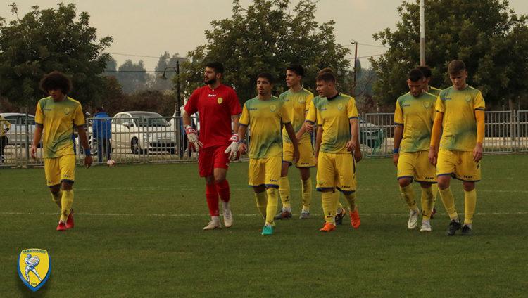 Τρεις ήττες με 1-0 στο τέλος για τα τμήματα Υποδομής του Παναιτωλικού