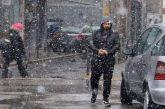 «Βαρυχειμωνιά»… μέχρι την Πέμπτη με ραγδαία πτώση της θερμοκρασίας και χιόνια