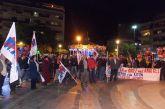Συλλαλητήριο και στο Αγρίνιο για τον προϋπολογισμό