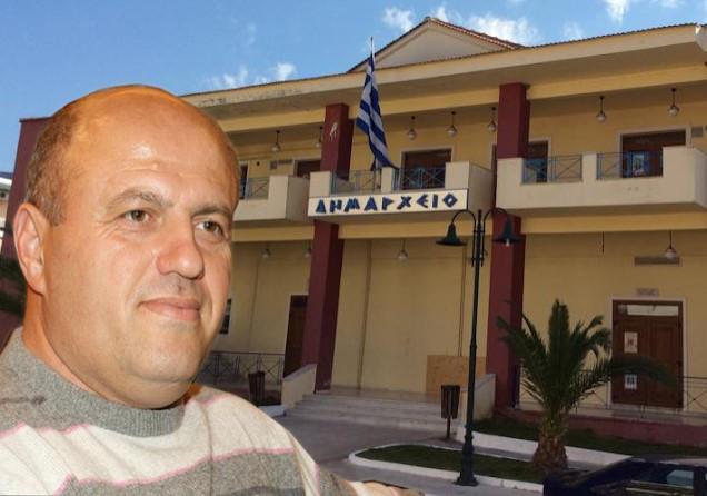 Ανεξαρτητοποιήθηκε ο πρώην αντιδήμαρχος Ξηρομέρου Κώστας Λαϊνάς