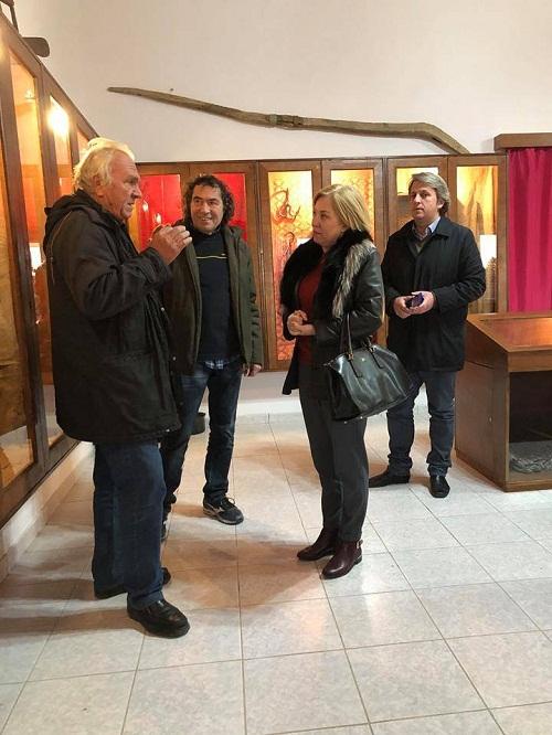 Τους πρώτους του επισκέπτες δέχθηκε το Λαογραφικό Μουσείο στην Ανάληψη Θέρμου