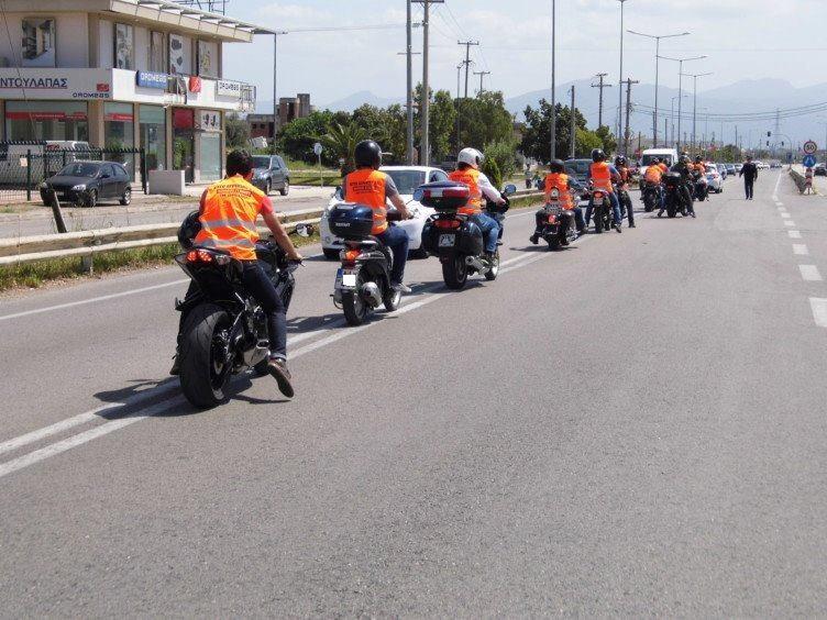 Κάλεσμα προς όλους από τη Λέσχη Μοτοσυκλέτας Αγρινίου για τη συγκέντρωση διαμαρτυρίας στην εθνική-καρμανιόλα