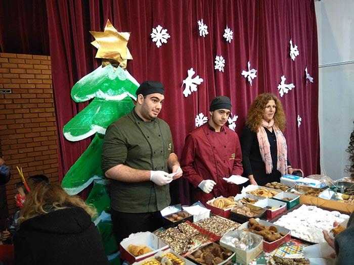 Γιορτινές δράσεις από το τμήμα Μαγειρικής Τέχνης της ΕΠΑΣ Μαθητείας ΟΑΕΔ Μεσολογγίου (φωτο)