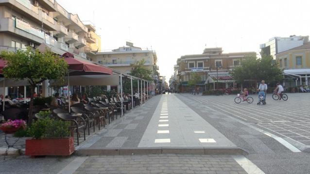 Mετά το Αγρίνιο και το Μεσολόγγι  διεκδικεί Ανοικτό Κέντρο Εμπορίου