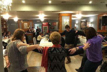 Διασκέδασαν με ζωντανή μουσική στη συνεστίαση της ΚΟ Αμφιλοχίας του ΚΚΕ (φωτο)