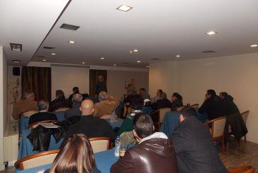 Πρώτη συνέλευση μιας νέας δημοτικής κίνησης στο Αγρίνιο (φωτο)