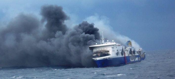 Το φλεγόμενο πλοίο Norman Atlantic: Τέσσερα χρόνια από την τραγωδία στη θάλασσα
