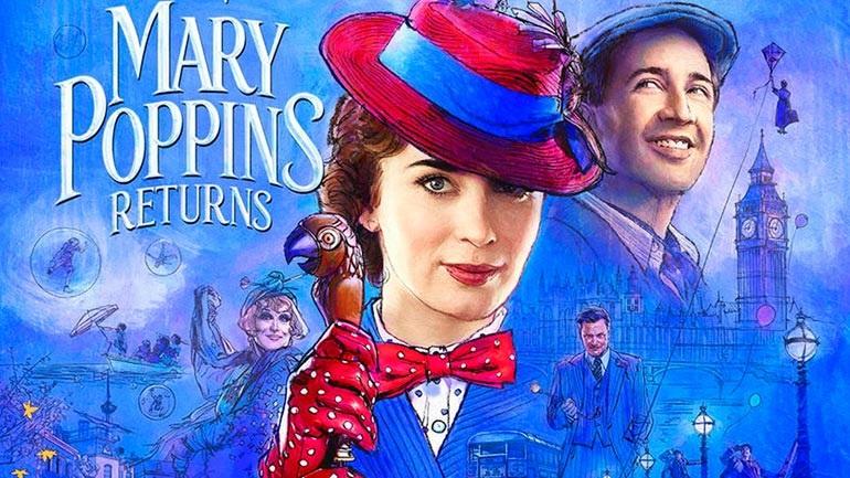 """""""Η Μαίρη Πόπινς επιστρέφει""""… στον Άνεσις"""