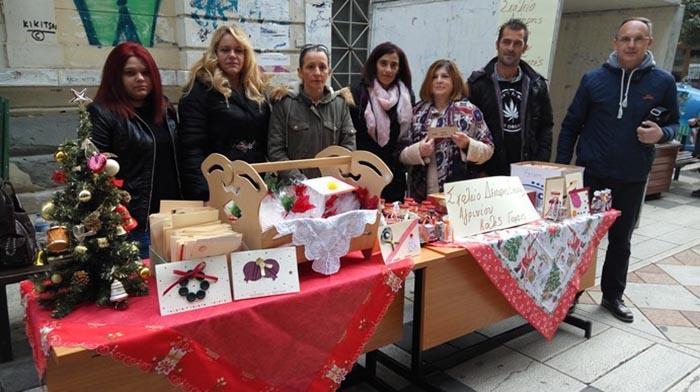 Αγρίνιο: Χριστουγεννιάτικο μήνυμα αγάπης από το Σχολείο Δεύτερης Ευκαιρίας (φωτο)