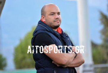Σπύρος Μπούρδος ο νέος προπονητής του Αράκυνθου Ματαράγκας