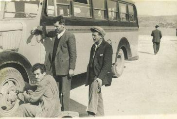 Στέλιος Πρεβεζάνος (1909-1987): Ταξιδεύοντας στην Αιτωλοακαρνανία με το παλιό λεωφορείο του ΚΤΕΛ