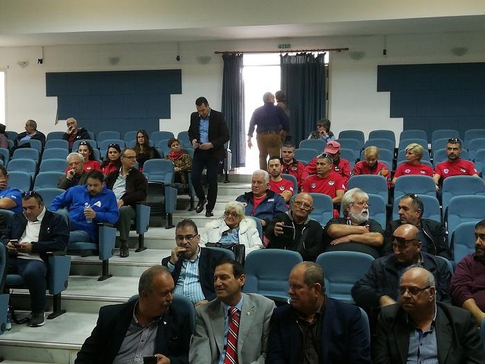 Η Ομάδα Έρευνας- Διάσωσης Μεσολογγίου σε συνέδριο για τις τηλεπικοινωνίες εκτάκτων αναγκών