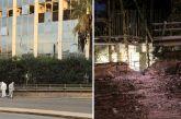 Τη βομβιστική επίθεση στον ΣΚΑΪ καταδικάζει το δημοτικό συμβούλιο Αγρινίου.