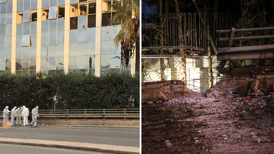 Έκρηξη στον ΣΚΑΪ: Πάνω από 5 κιλά εκρηκτικών χρησιμοποίησαν οι βομβιστές