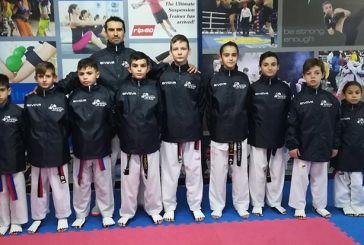 Ο Τίτορμος Αιτωλοακαρνανίας στο 10ο Αγωνιστικό Πρωτάθλημα Τae Kwon Do «Kim e Liu»