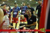 Ιστορικό διπλό στην Α2′ Μπάσκετ για τον Χαρίλαο Τρικούπη επί του Αμύντα