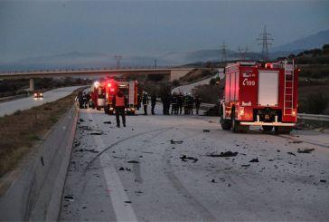 Στοιχεία-σοκ: 731 άνθρωποι στην Ελλάδα έχασαν τη ζωή τους σε τροχαία το 2017