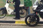 Αγρίνιο: Στο νοσοκομείο δικυκλιστής μετά από εκτροπή (φωτο)