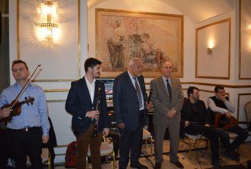 Κατάθεση ψυχής στο Αγρίνιο ο Πετρολούκας Χαλκιάς δυο μέρες αφότου κήδεψε τον γιο του