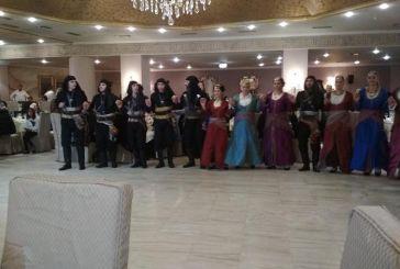 Όλα ωραία στη χοροεσπερίδα του Συλλόγου Ποντίων Αιτωλοακαρνανίας στο Αγρίνιο (φωτο)