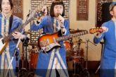 Έπος! Μετά το «Μελαχρινάκι», Ιάπωνες τραγουδούν τα «Καγκέλια»