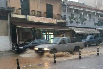 Με άγριες διαθέσεις η «Υπατία», ανησυχία για πλημμύρες