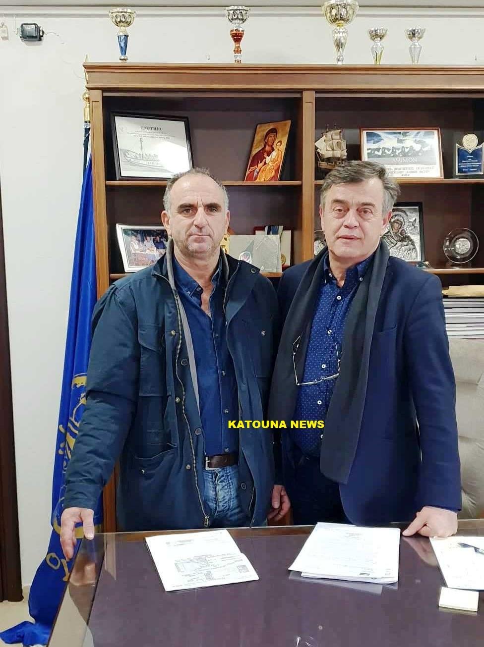 Δήμος Ακτίου-Βόνιτσας: ο Νίκος Πάντας αντιδήμαρχος στη θέση της Π.Πανταζή